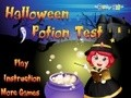 Testi Halloween Potion